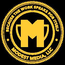 Modest Media Logo